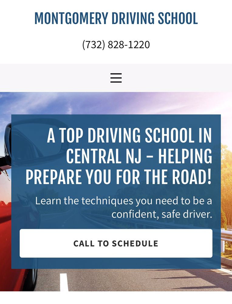 Montgomery Driving School: 1014 Livingston Ave, North Brunswick, NJ