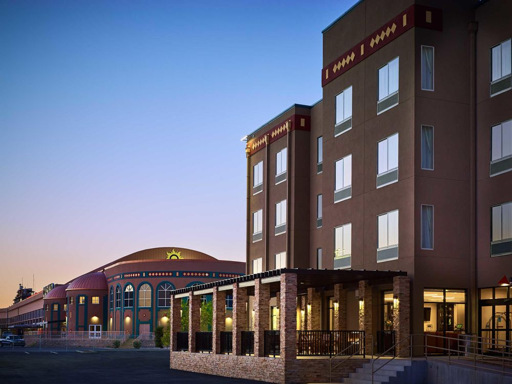 The Hotel at Sunland Park Casino, Ascend Hotel Collection Member: 1202 Futurity Dr, Sunland Park, NM