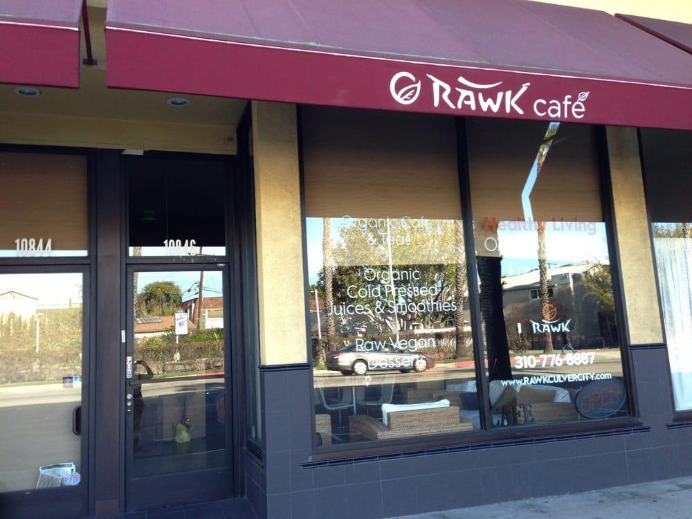 The Spot Cafe Culver City Ca