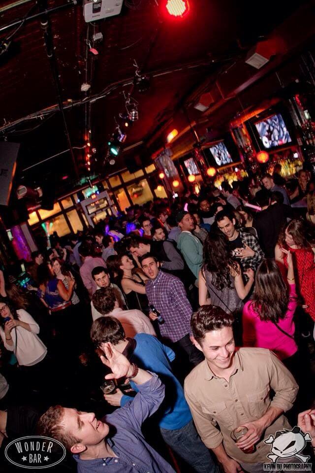 Wonder Bar: 186 Harvard Ave, Allston, MA