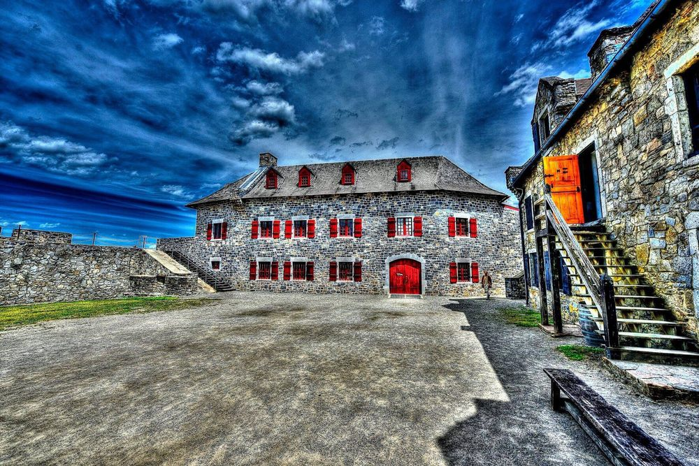 Fort Ticonderoga: 102 Fort Ti Rd, Ticonderoga, NY
