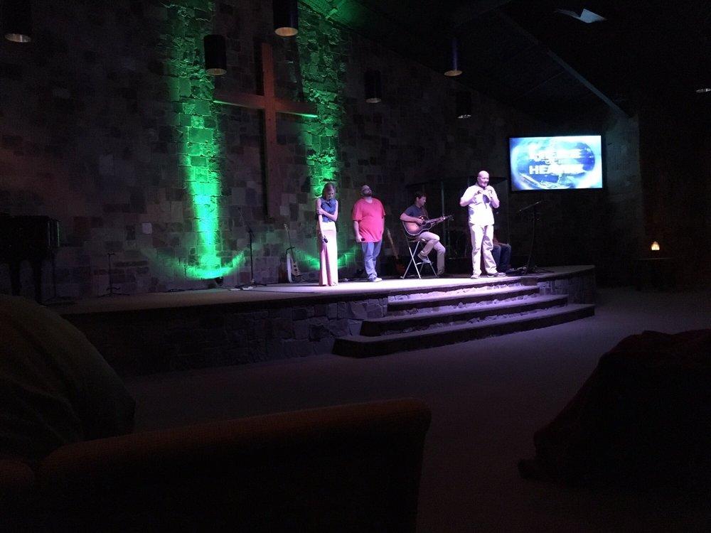 Shannon Oaks Church: 1113 Shannon Rd E, Sulphur Springs, TX