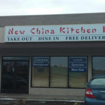 New China Kitchen  Menu Colorado Springs