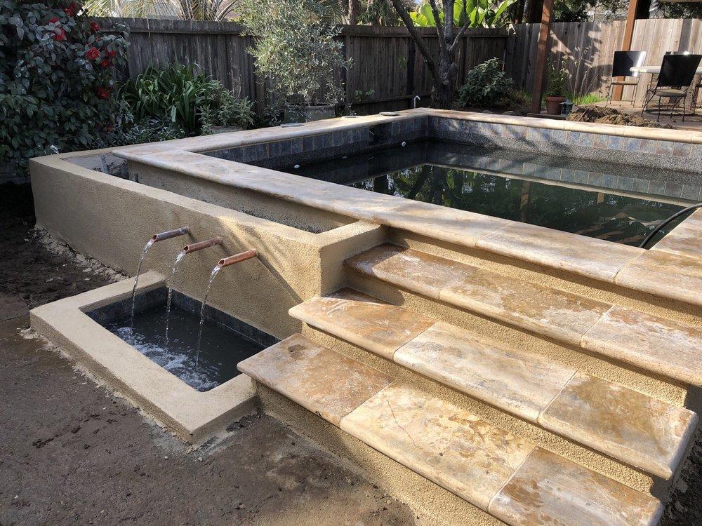 Holy Waters Pool and Spa: Napa, CA