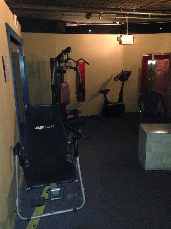 Club body center