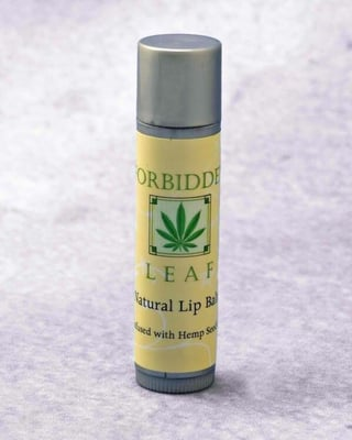 Forbidden Leaf Hemp Seed Oil Lotion & Soap - 602 Pacific Ave