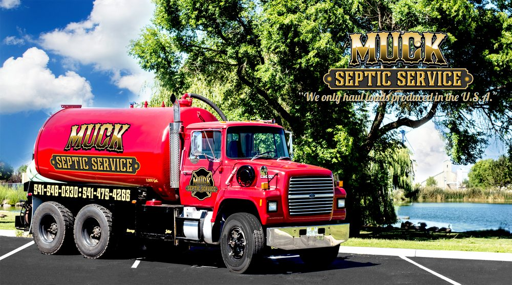 Muck Septic: 850 NW 55th St, Redmond, OR