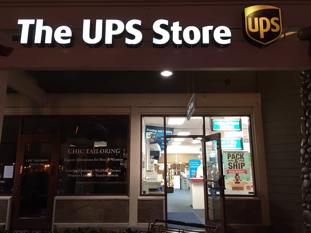 Visit The UPS Store Murrells Inlet at Mink Ave to professionally pack and ship all of your valuable items, copy and print important documents or marketing materials, and open a personal or business mailbox with a real address.