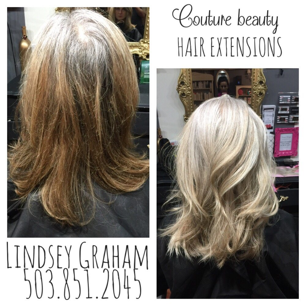 of Couture Beauty Hair Extensions - Salem, OR, United States. Hair ...
