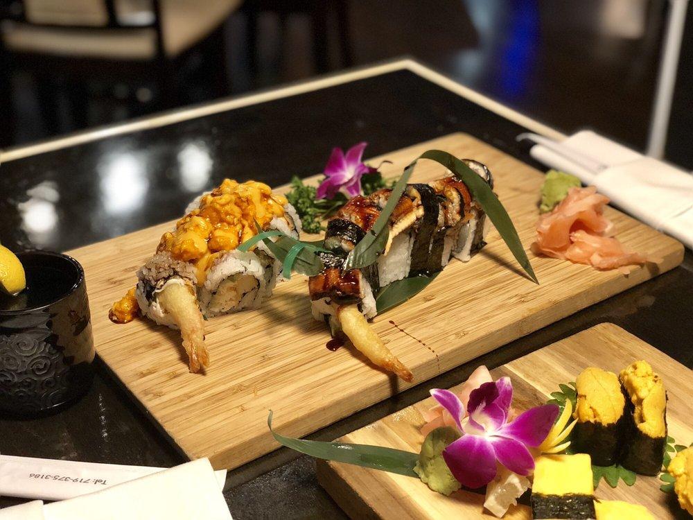 Food from Nara Sushi & Grill