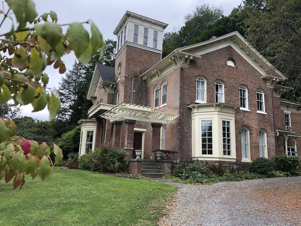 Cook Mansion: 203 S Genesee St, Montour Falls, NY