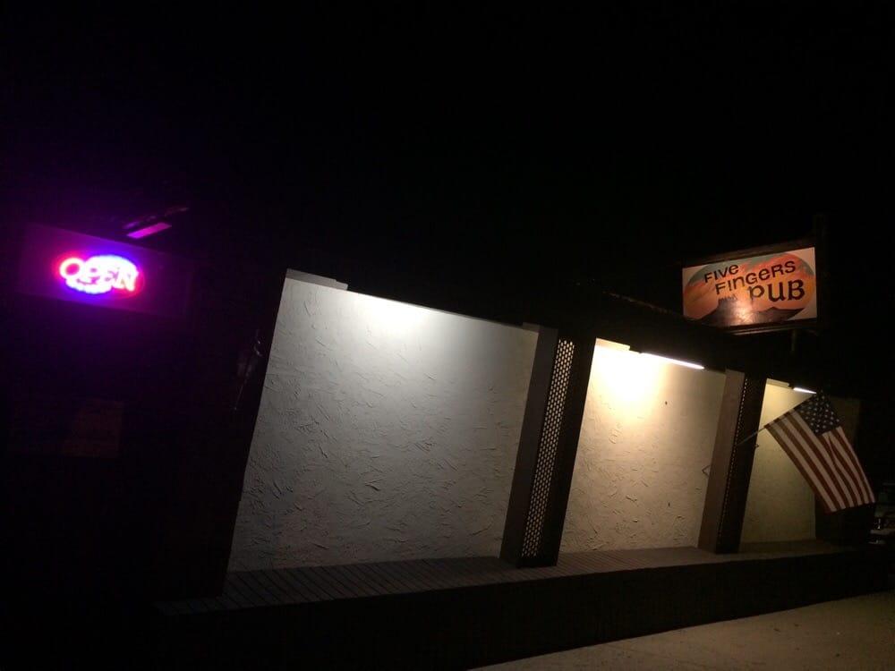 Five Fingers Pub: 6537 Inyokern Rd, Inyokern, CA