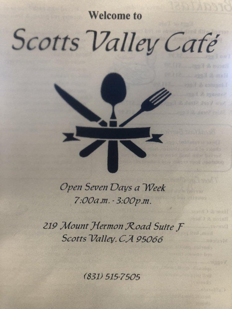 Scotts Valley Cafe