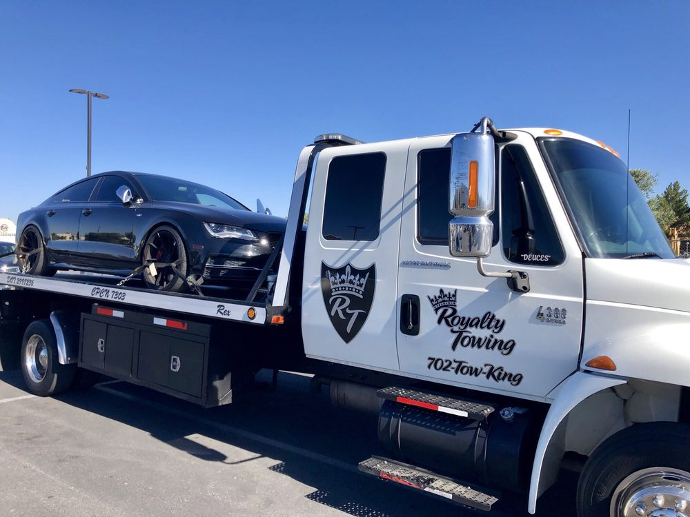 Royalty Towing