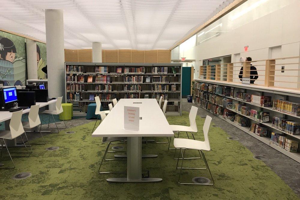West End Neighborhood Library