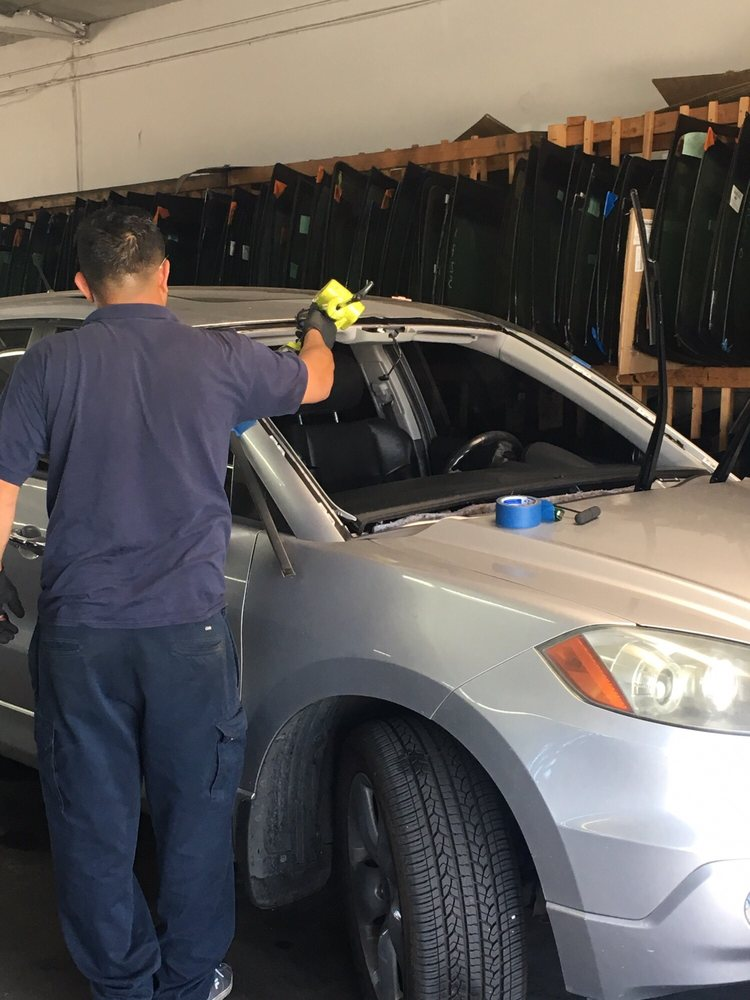 Photo Of Cheap Price Auto Glass   Gardena, CA, United States. Guy Hard