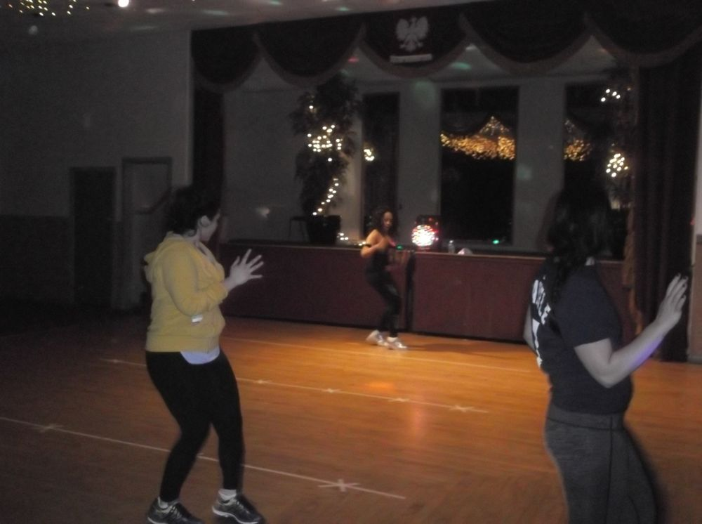 "Zumba ""Let it move you"": 31 W 22nd St, Bayonne, NJ"
