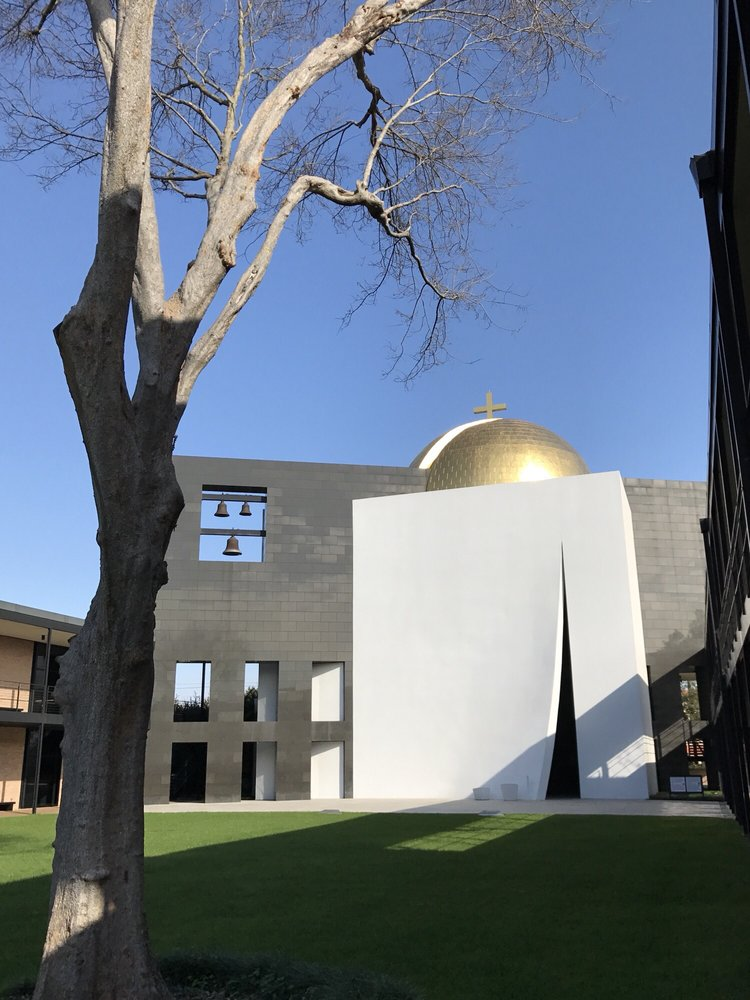 Chapel of St. Basil: 3800 Montrose Blvd, Houston, TX