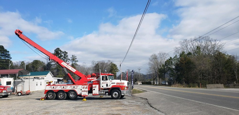 North and South Towing: 523 Old Federal Rd, Old Fort, TN