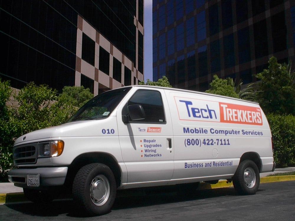 Tech Trekkers: 16755 Von Karman Ave, Irvine, CA
