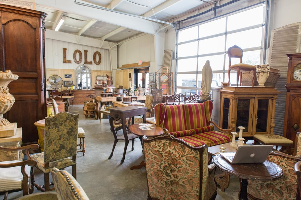 Lolo French Antiques et More