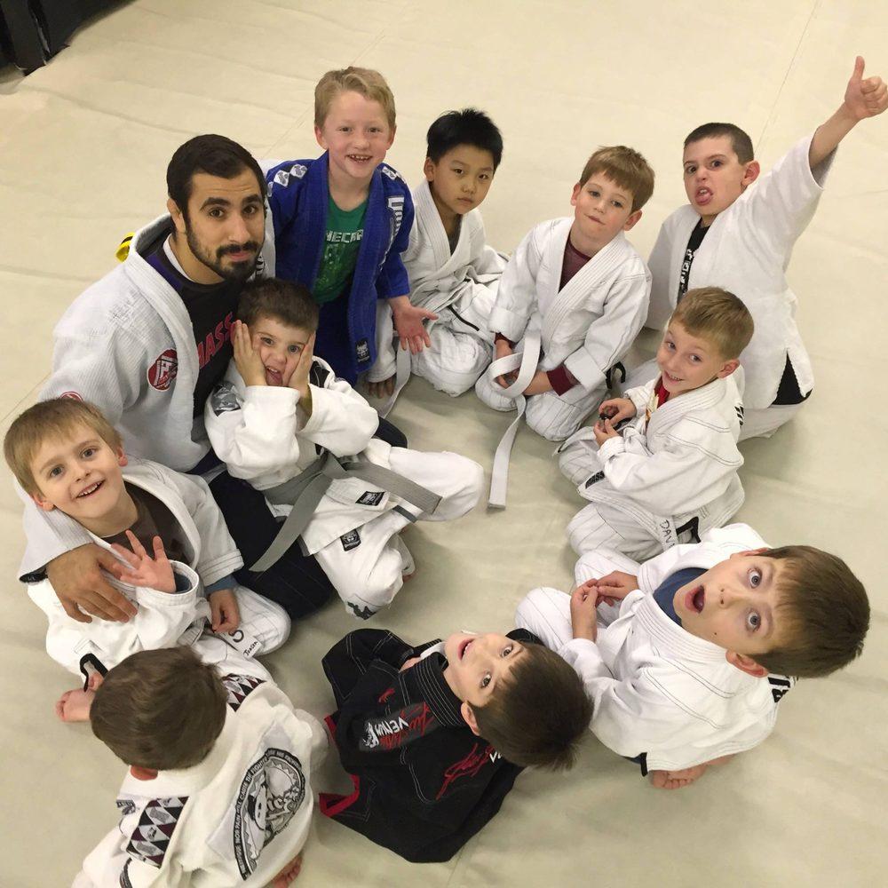 Massachusetts Brazilian Jiu-Jitsu