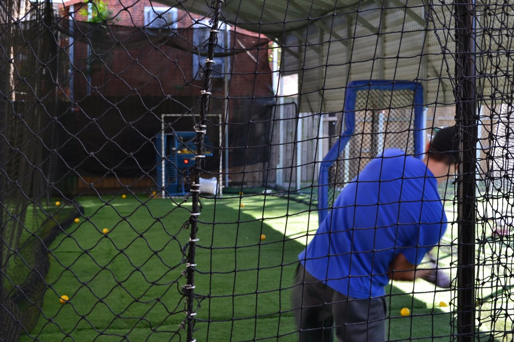The Baseball School & Batting Cages