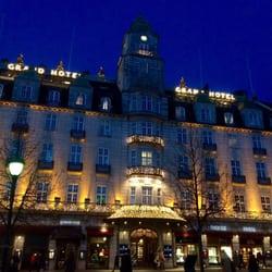 Photo Of Grand Hotel Oslo Norway