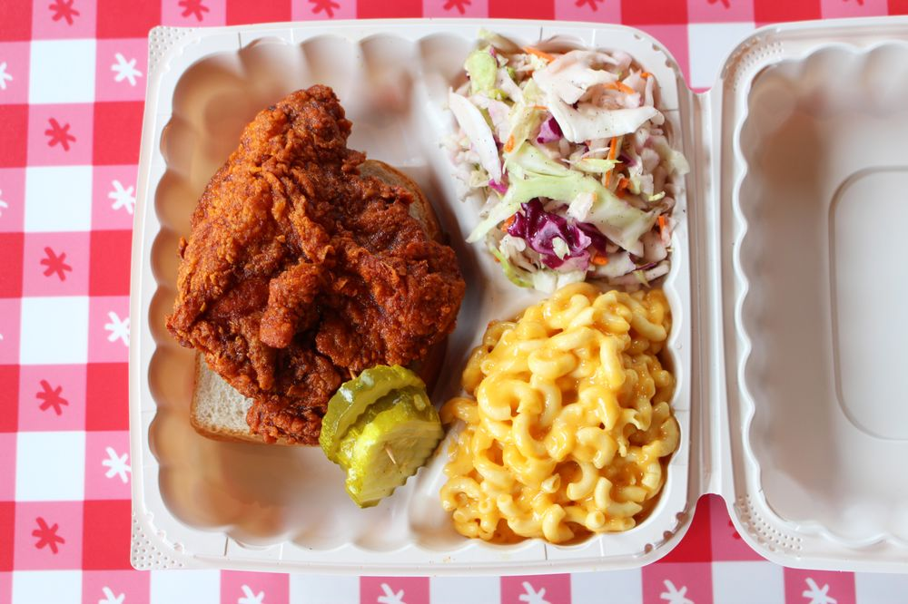 Hot Chicken Takeover: 435 Polaris Pkwy, Westerville, OH