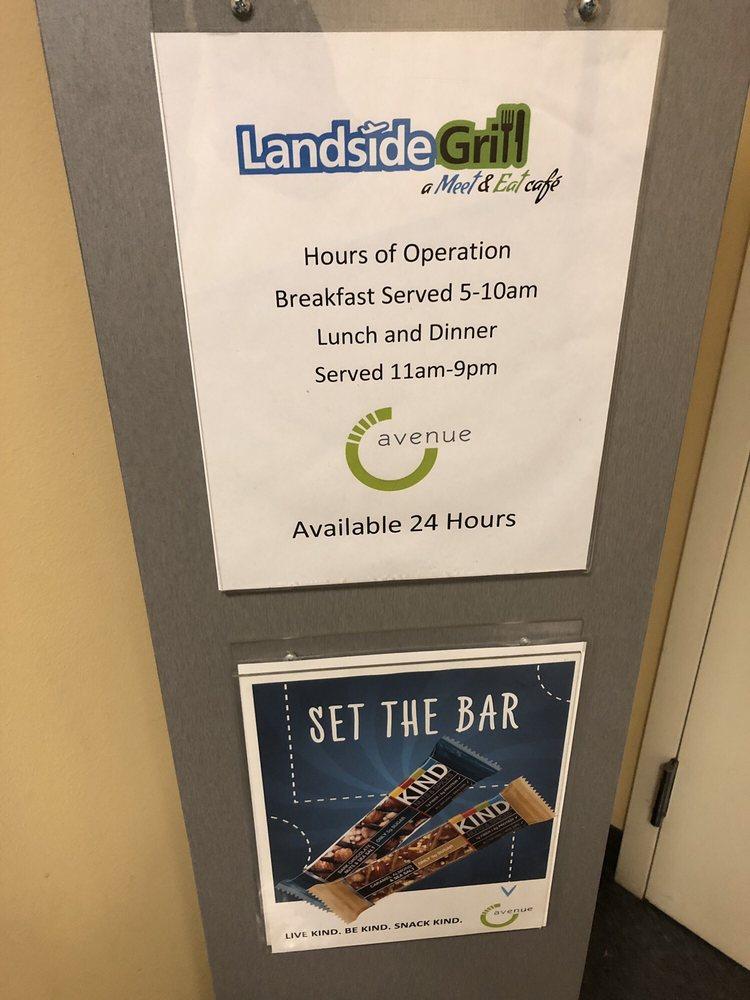 Photo of Landside Grill: Tampa, FL