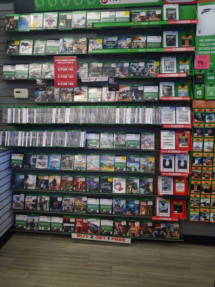 GameStop: 2360 Monument Blvd, Pleasant Hill, CA