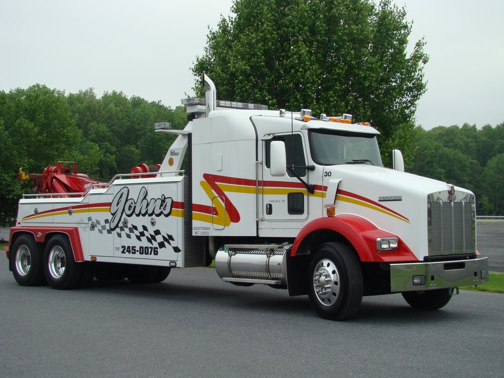 Towing business in Carlisle, PA