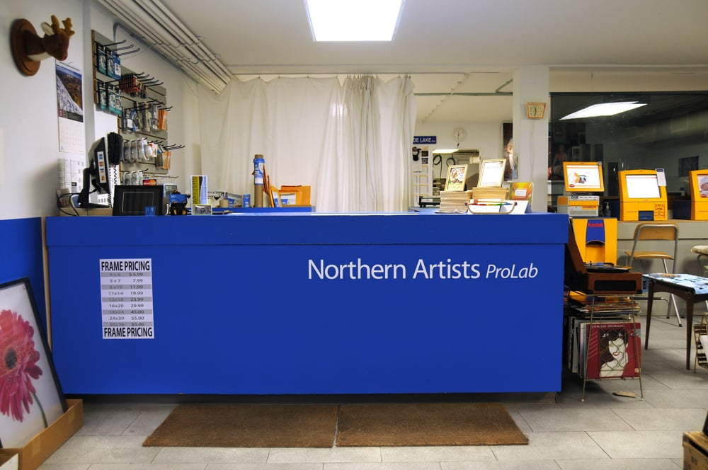 Northern Artists ProLab: 44 Saint Clair Ave E, Toronto, ON