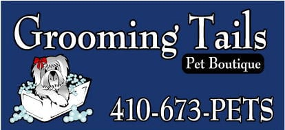 Grooming Tails Pet Boutique: 7112 East New Market Ellwood Rd, Hurlock, MD