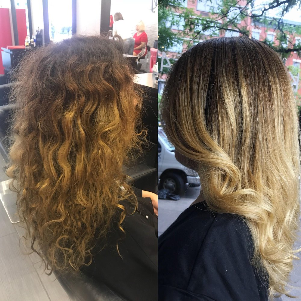 Valentino & Jet Hair Salon: 822 Tenth Ave, New York, NY