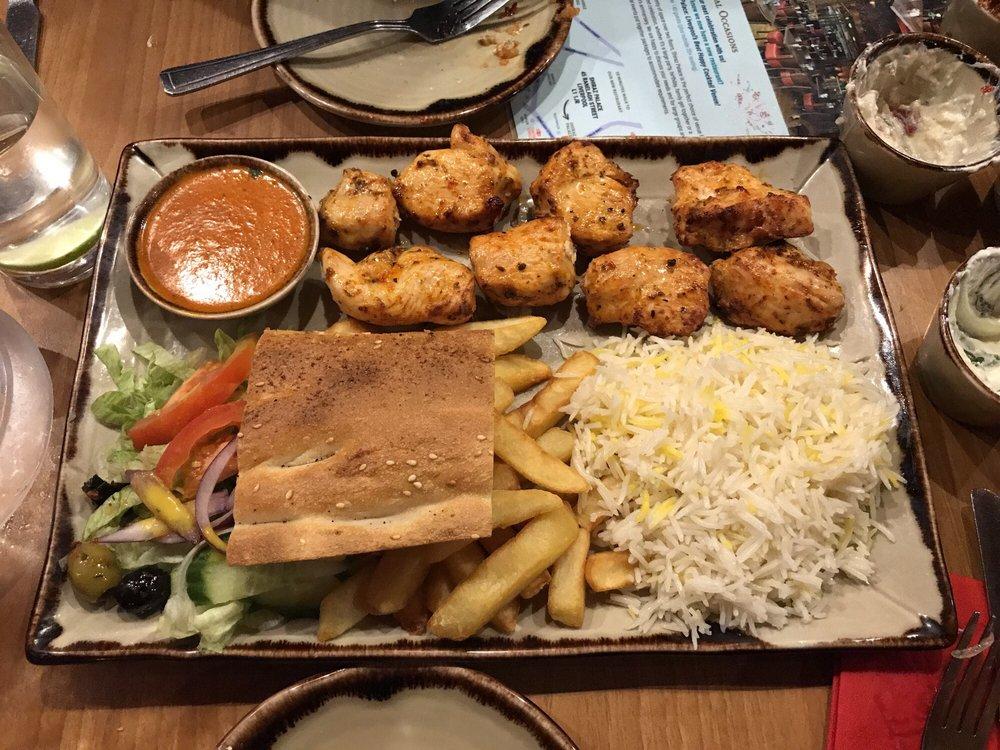 Shiraz BBQ