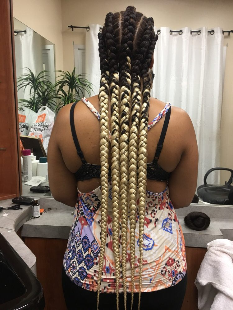 Judith's Hair Braiding