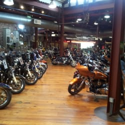 rommel harley-davidson - motorcycle dealers - 2160 new castle ave