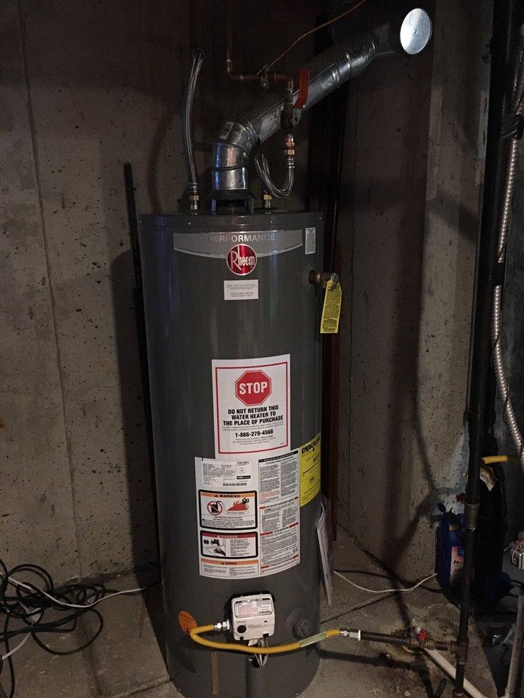 BNC Water Heaters & Plumbing: Pueblo, CO
