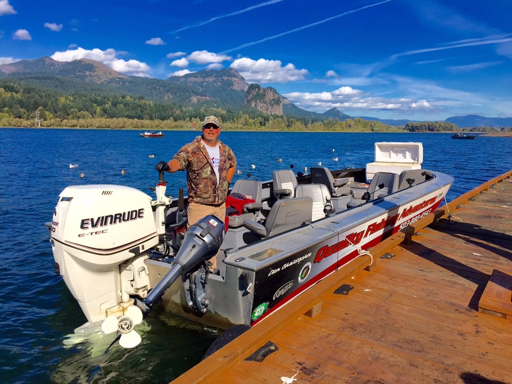 Quality Fishing Adventures: 21970 NE Fairview Lake Way, Fairview, OR