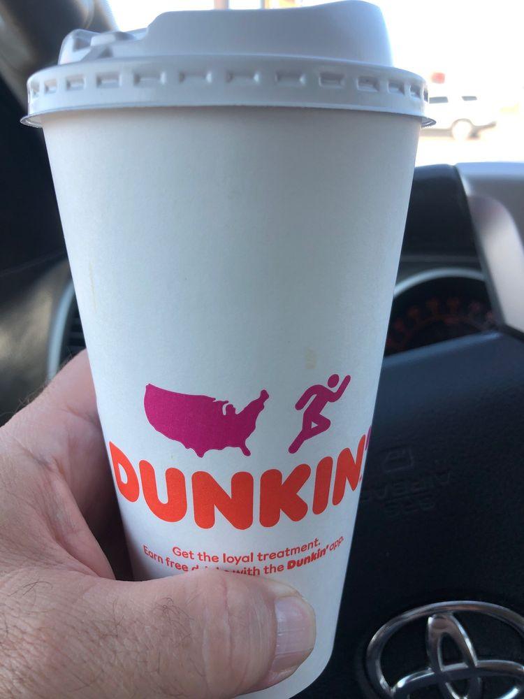 Dunkin': 1534 N Locust Ave, Lawrenceburg, TN