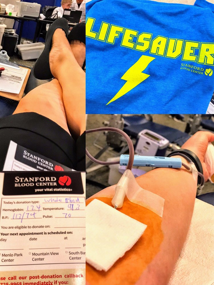 Stanford Blood Center - 28 Photos & 40 Reviews - Blood & Plasma