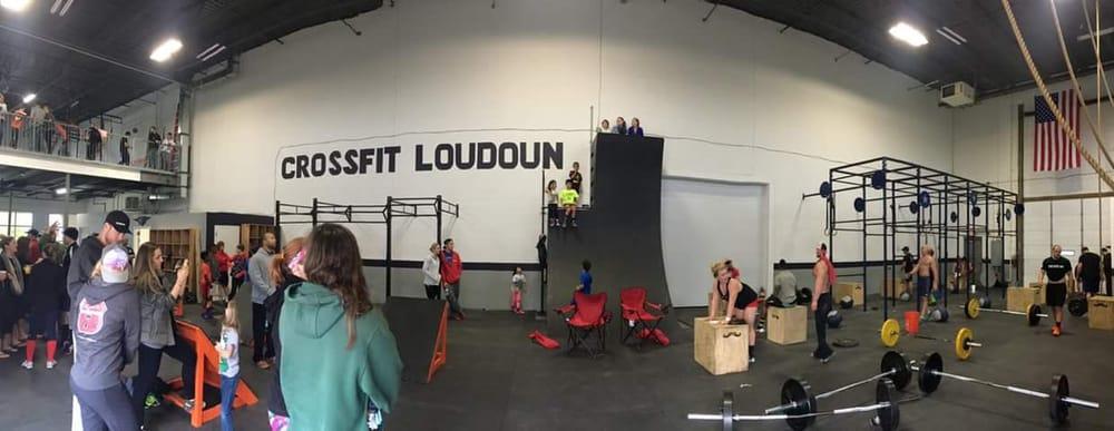 Crossfit Loudoun: 21513 Blackwood Ct, Sterling, VA