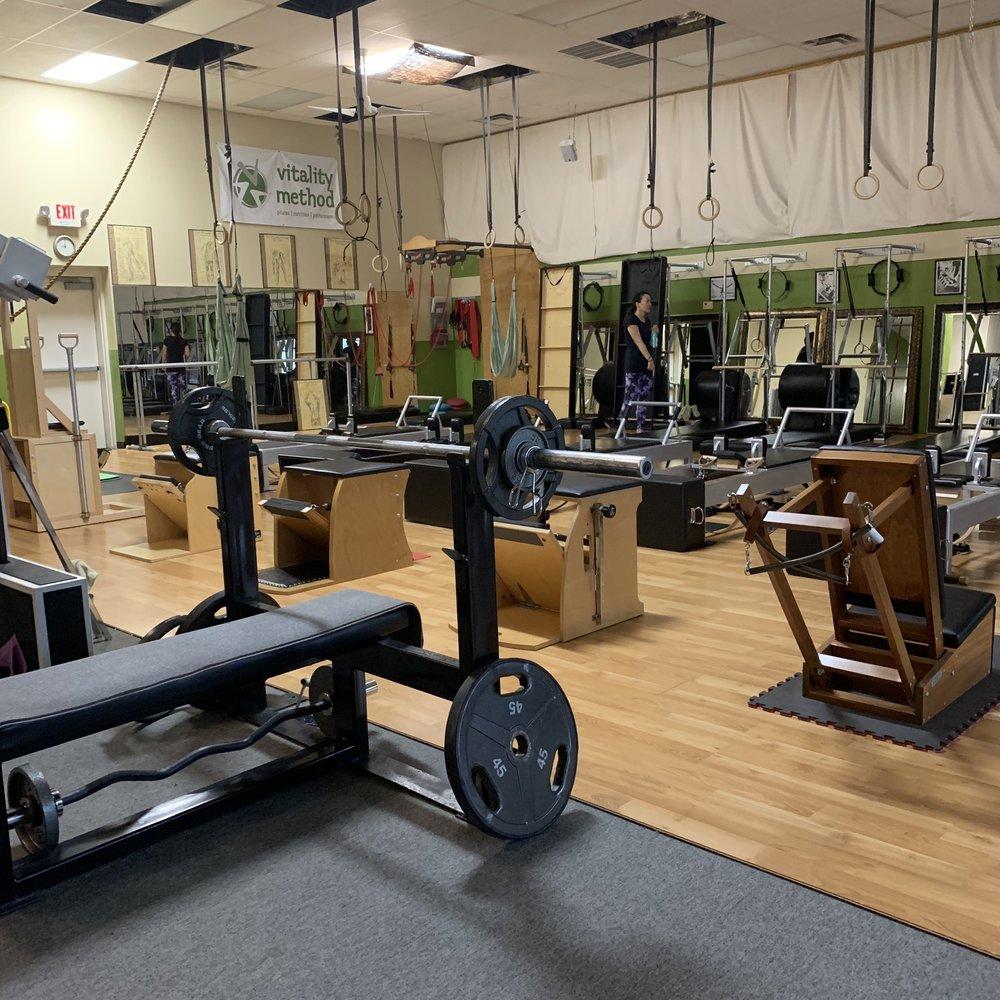 Vitality Method Studio: 2590 Peachtree Industrial Blvd, Duluth, GA