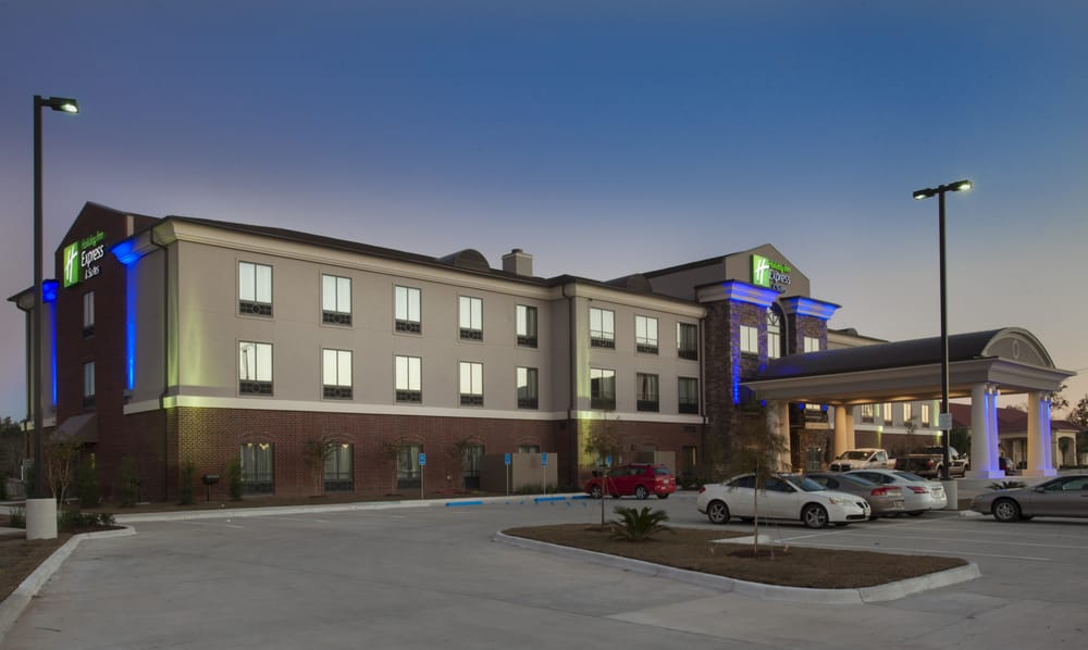 Holiday Inn Express & Suites Morgan City - Tiger Island: 704 Martin Luther King Jr Blvd, Morgan City, LA