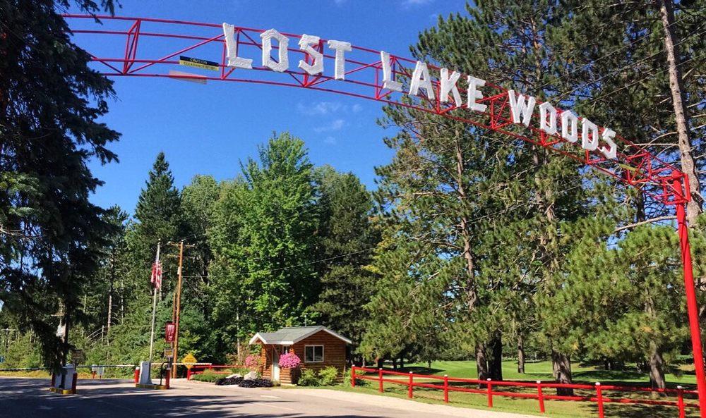 Lost Lake Woods Club: 4243 N Lost Lake Trl, Lincoln, MI