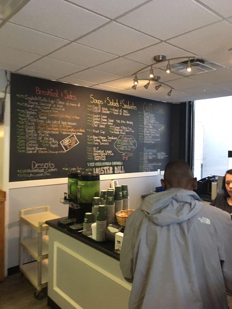 Highlands cafe: 287 Godfrey Blvd, Bangor, ME