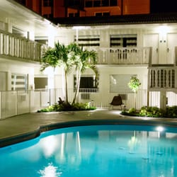Photo Of The Fortuna Hotel Fort Lauderdale Fl United States Front Pool