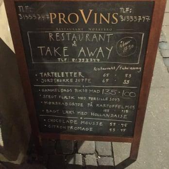 restaurant provins nørrebro
