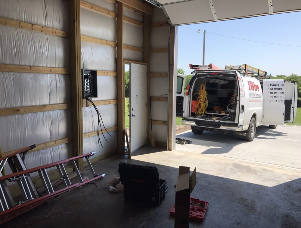 iWire Electric Service: 925 Iowa St, Lawrence, KS